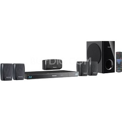 SC-BTT270 5.1 Channel 3D Blu-Ray WiFi Cinema Surround Home Entertainment System