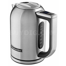 1.7-Liter Electric Kettle in Stainless Steel - KEK1722SX