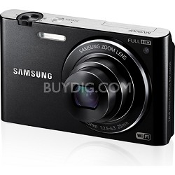 "MV900 Smart Touch Multi View 3.3"" LCD Black Digital Camera"