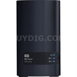16TB My Cloud EX2 Ultra Network Attached Storage - WDBVBZ0160JCH-NESN