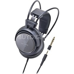 ATH-T400 Closed-Back Dynamic Headphones with 53mm Driver