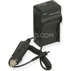 AC/DC Battery Charger FOR THE ENEL15  BATTERY