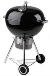 22 1/2-Inch One-Touch Gold Charcoal Grill, Black - ***AS IS***