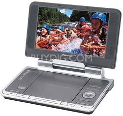 "DVD-LS82 Portable DVD Player Adjustable 8.5"" LCD"