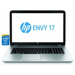 "Envy 17.3"" 17-j120us Notebook PC -  Intel Core i7-4700MQ Processor - OPEN BOX"