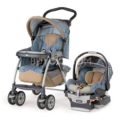 Cortina KeyFit 30 Travel System - Atmosphere