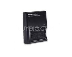 Li-Ion Rapid Battery Charger Kit for Kodak DX and LS series / HP - R series