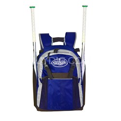 EB 2014 Series 5 Stick Baseball Bag - Royal