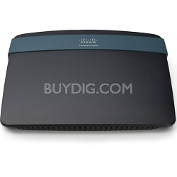 EA2700 Dual-Band N600 Router with Gigabit         OPEN BOX