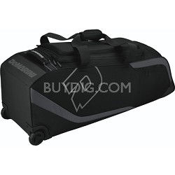 ID2P Wheeled Bag, Black