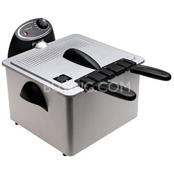 Dual Basket ProFry Immersion Element Deep Fryer