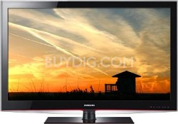 "LN37B550 - 37"" High-definition 1080p LCD TV"