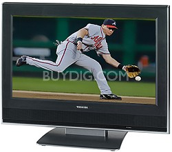 "20HL67 - 20"" High-definition LCD TV"