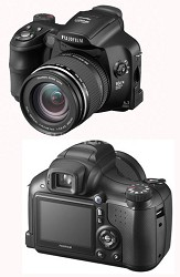 Finepix S6000fd Digital Camera with Face Detection