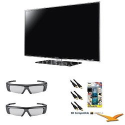 UN46D6400 46 inch 120hz 1080p 3D LED HDTV 3D Kit