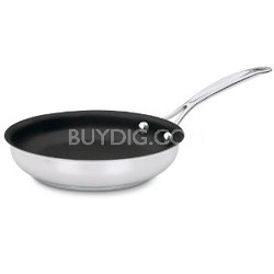 722-18NS - Chef's Classic Stainless 7 Inch Open Non Stick Skillet
