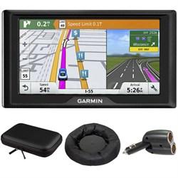 Drive 60LMT GPS Navigator (US and Canada) - 010-01533-06 with GPS Bundle