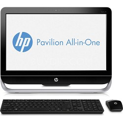 "Pavilion 23"" HD LED 23-b320 All-in-One Desktop PC - AMD E2-2000 Acc. Proc."
