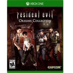 ResidentEvil OriginsCllctn X1