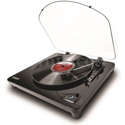 Air LP 3-Speed Belt-Drive Bluetooth Turntable - OPEN BOX