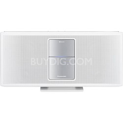 SC-HC05 Compact Stereo System with Wireless Bluetooth Streaming