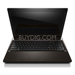 "15.6"" G580 Notebook PC - Intel Pentium B980 processor"