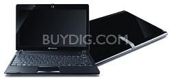 LT2022U 10.1 inch/1GB/160/XP HOME/3 CELL BLACK