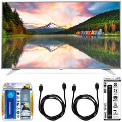 43UH6500 43-Inch 4K UHD Smart TV w/ webOS 3.0 Accessory Bundle