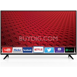 E50-C1 - 50-Inch 1080p 120Hz Smart LED HDTV