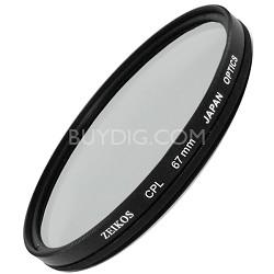 67mm Circular Polarizer Filter