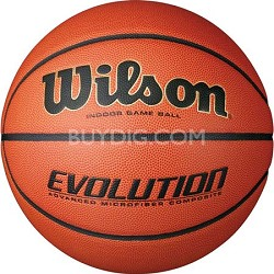 Evolution Game Ball Basketball Official 29.5""