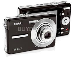 EasyShare M863 8.2 MP Digital Camera (Black)