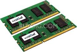 8GB SODIMM KIT, DDR3 PC3 8500, MacBook Pro 2.8 MHz