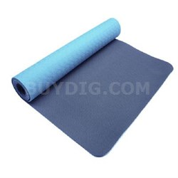 PurEarth II Eco Mat in Navy and Light Blue - WTE10333NB/LB
