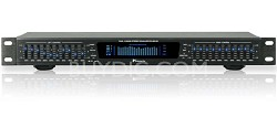 Dual 10 Band Graphic Equalizers Individual LED Indicators - EQ5300