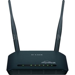 Wireless N 300 Mbps Home Cloud App-Enabled Broadband Router - DIR-605L