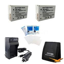 Travel Power Kit for the Canon Powershot G12 & SX30