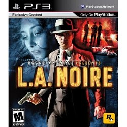 L.A. Noire for PlayStation 3