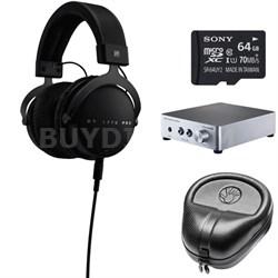 DT 1770 PRO Headphones w/ A20 Amp Bundle