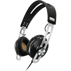 Momentum 2 On-Ear Headphones for Apple iOS Devices - Black