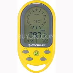 TrekGuide Digital Compass (Yellow) - 48002