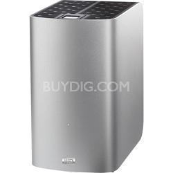 6TB My Book Thunderbolt Duo Dual-Drive Storage System with RAID - OPEN BOX