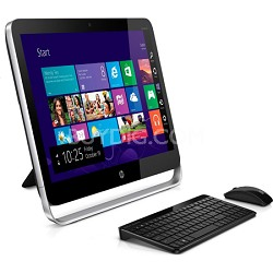 Pavilion 23-g109c 23 FHD, Core i3, 6GB, 1TB HD, All-in-One Desktop  Refurbished