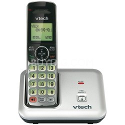 Digital Cordless Phone Dect 6.0 - Silver
