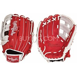 "Gamer XLE Series 12.75"" Baseball Glove - Left Hand Throw"