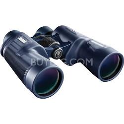 H2O Waterproof/Fogproof Porro Prism Binocular, 8 x 42-mm, Black
