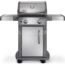 Spirit S-210 Stainless Steel Liquid Propane Gas Grill