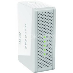 Universal Dual Band Wi-Fi Range Extender - Wall-Plug Edition (WN3500RP-100NAS)