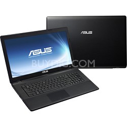 """X75A-DH32 17.3""""  Intel Core i3-3110M Laptop"""