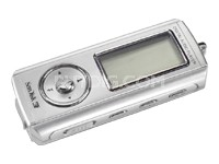 SDMX1-1024-A18 1GB Silver MP3 Player